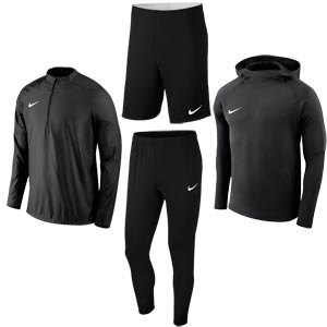 Nike Academy 18 Training Pack Black Black 01aacc9b6f18e