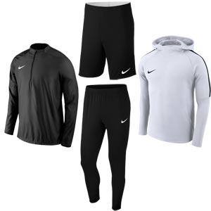 Nike Academy 18 Training Pack White/Black