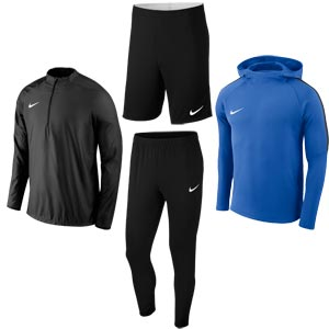 Nike Academy 18 Training Pack Blue/Black