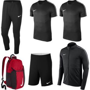 Nike Club 18 Essential Pack Black/Black