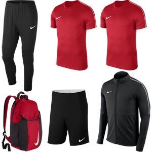 Nike Club 18 Essential Pack Red/Black