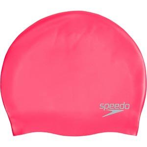 Speedo Senior Silicone Swimming Cap Retro Red