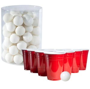 Beer Pong Balls 72 Pack