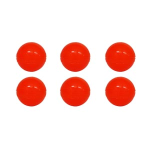 DOGM8 Unbreakable Dog Ball 6 Pack