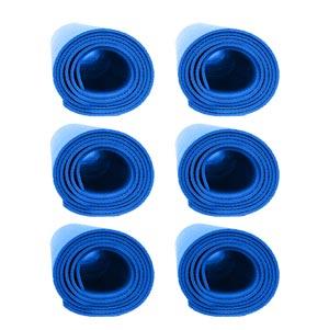 Beemat 6ft Circular Yoga Mat 6 Pack
