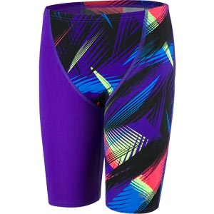 Speedo Fastskin Endurance Plus Jammer Rockplosion/Black/Chroma Blue