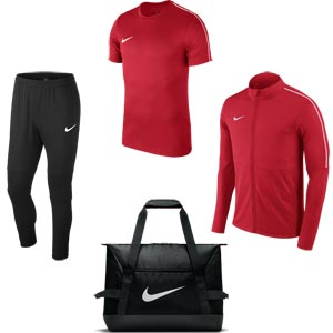 Nike Park 18 Matchday Pack University Red/Black