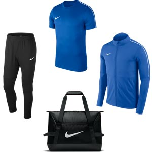Nike Park 18 Matchday Pack Blue/Black