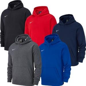 Nike Team Club 19 Junior Hoodie
