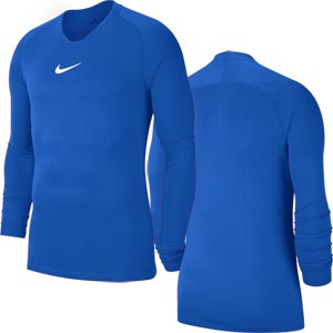 Nike Park First Layer Junior Top Royal Blue