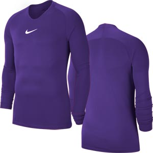 Nike Park First Layer Junior Top Court Purple