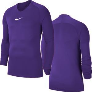 Nike Park First Layer Senior Top Court Purple