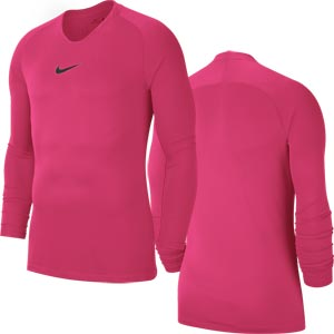 Nike Park First Layer Senior Top Pink