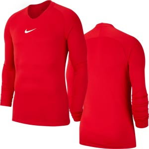 Nike Park First Layer Junior Top University Red
