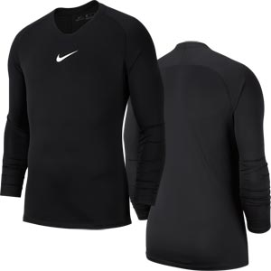 Nike Park First Layer Junior Top Black