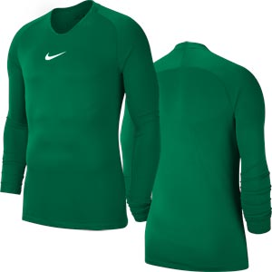 Nike Park First Layer Senior Top Pine Green