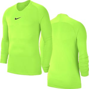Nike Park First Layer Junior Top Volt
