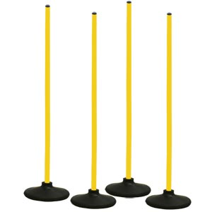 Hi-Vis Rounders Post Set of 4