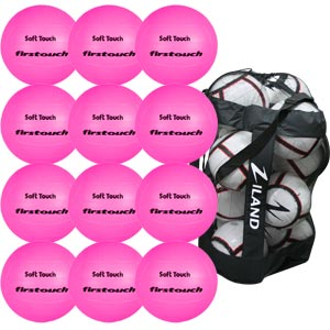 Soft Touch Basketball 12 Pack