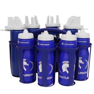 Centurion Hybrid Mix Water Bottle 8 Set
