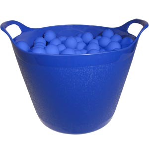 Table Tennis Balls 288 Pack Blue