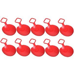 Pocket Rocket Sledge Red 10 Pack