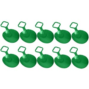 Pocket Rocket Sledge Green 10 Pack