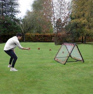 Ziland Cricket Pro Rebound Net