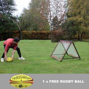 Centurion Rugby Pro Rebound Net