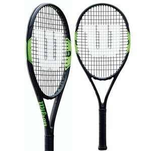 Wilson Milos Tour 100 Tennis Racket