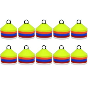 Ziland Sports Marker Cone 500 Set