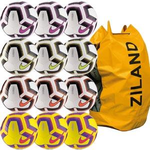Nike Strike Team Match Football Assorted 12 Pack