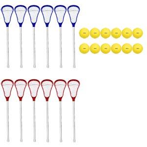 Apollo Pop Lacrosse Transition School Pack