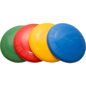 First Play Plastic Frisbee 24cm