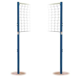 Harrod Sport VB5 Socketed Practice Volleyball Posts