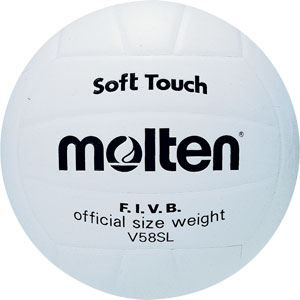 Molten Synthetic Leather Volleyball