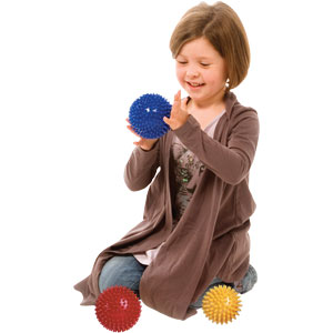 PLAYM8 Porcupine Massage Ball 10cm