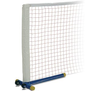 Harrod UK Wheelaway Steel Mini Tennis Posts