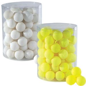 Stiga Coloured Table Tennis Balls 72 Pack