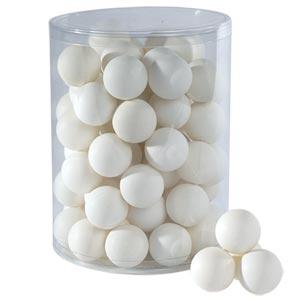 Stiga Table Tennis Balls 72 Pack White