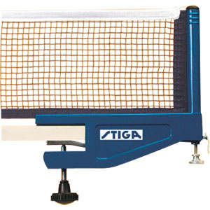 Stiga New Elite Table Tennis Net and Post System
