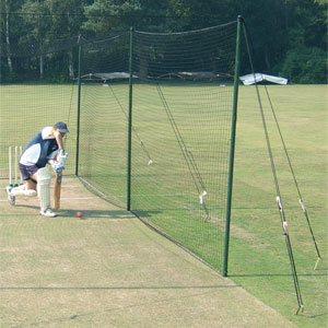 Harrod Sport Wooden Cricket Poles