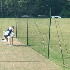 Harrod UK Wooden Cricket Poles