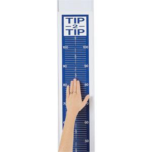 Tip 2 Tip Vertical Jump Measure