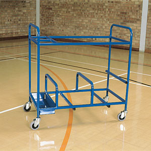 Harrod UK Aerobic Storage Trolley