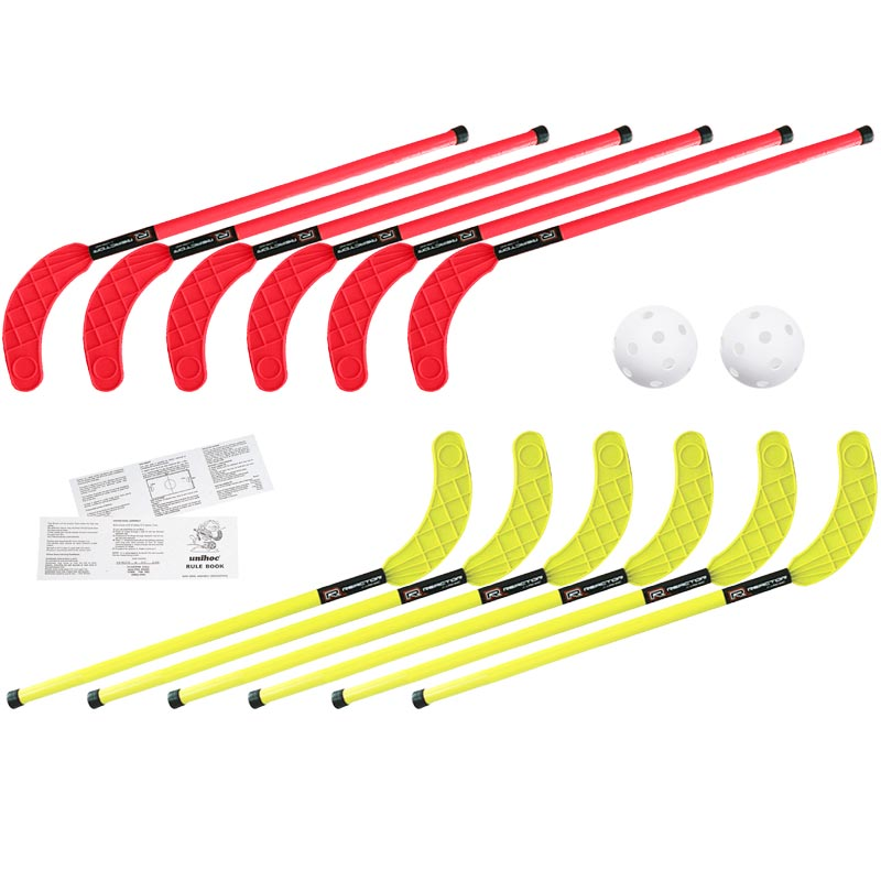Unihoc Floorball Junior Set