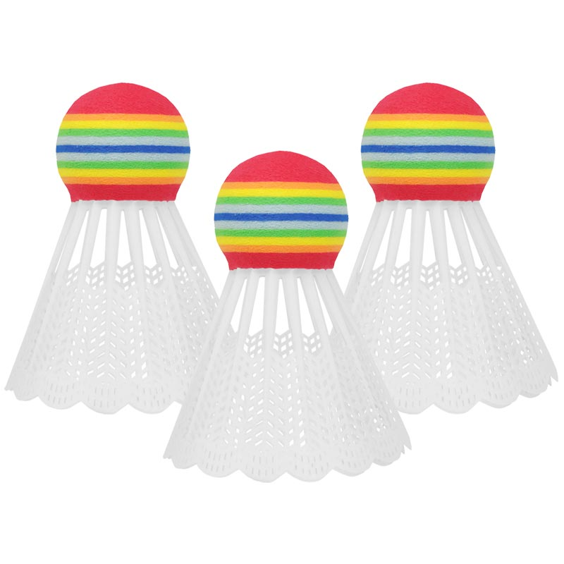 First Play Badminton Shuttles 3 Pack