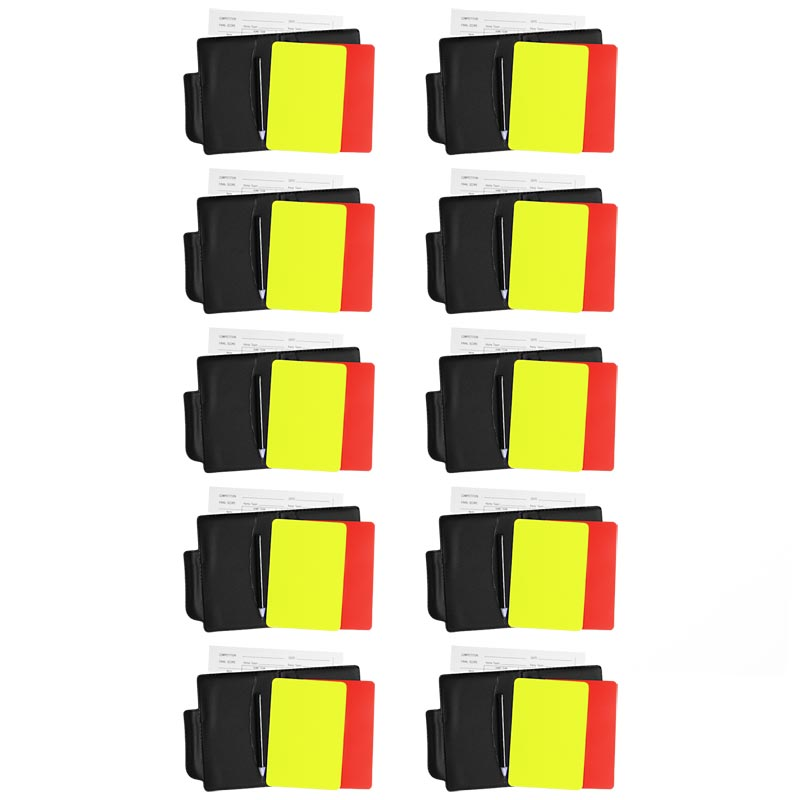 Football Referee Cards