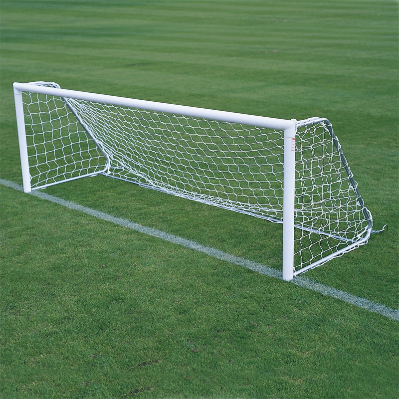 Harrod Sport Freestanding Aluminium Football Posts 5 v 5
