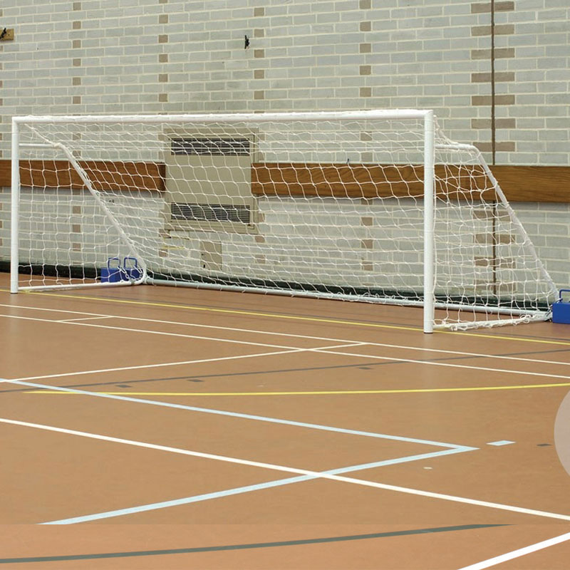 Harrod Sport Folding Steel Football Posts 5 v 5